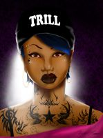 Trill by VickiBeWicked