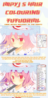 ImpyJ's Hair Colouring Tutorial by MayomiCCz