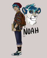 Noah by Chipo-H0P3