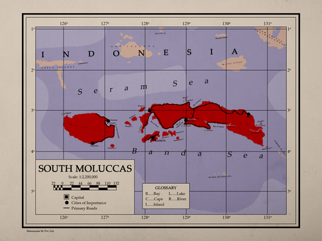 Republic of South Moluccas by whatkop