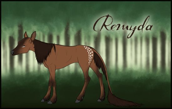 Remyda Profile Comm by jouroo