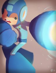 Udon's Megaman Tribute by Andry-Shango