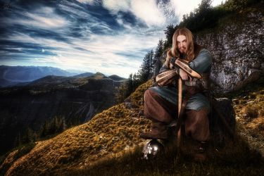 Warrior by Soul-Invictus