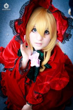 Kawaii Doll - Shinku ~ by samanta-rei