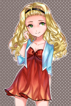 Harvest Moon Muffy by Yaantii