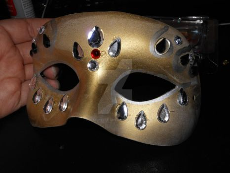 For the Masquerade by YamiCrystalline