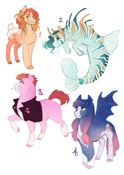 MLP Adopt Auctions CLOSED| WINNER PICKED by RomyvdHel-Art