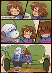 DETERMINATIONTALE COMIC - Page 18 by CreatorOfCastell