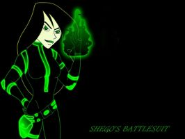 Shego's Battlesuit by Owenicus