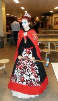 Red Queen of Hearts by Tyliss