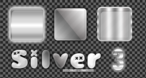 Silver Styles Pack (3) by YourSource