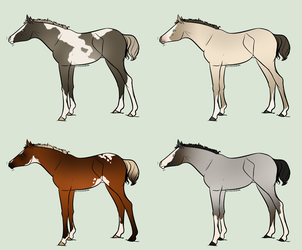 Sweet-Suggar 7000 pageviews - Free Foals |CLOSED| by Just-Adoptions