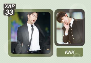 Photopack 5224 // KNK. by xAsianPhotopacks