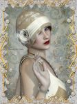 1920's Portrait by XHeather-AnnX