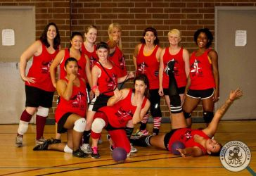 Dodgeball Team! by Shyree