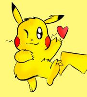 Pika-Love-You! [Digital] by GoofyBandit