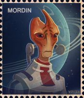 Mordin by crystalanna