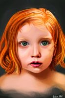 Little girl by CeciliaGf