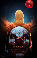 IT Pennywise by ignius-fa