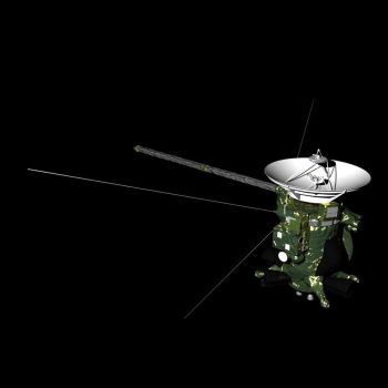 Cassini Spacecraft by clanaghan