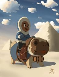 Arctic Traveler Dante by TheDude-In-NavyBlue