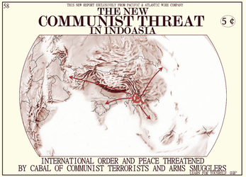 Map Game Entry - New Communist Threat in Indoasia! by LNucleus