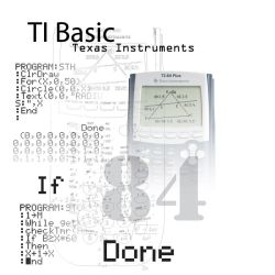 TI Basic Artwork by AndreiVercetti