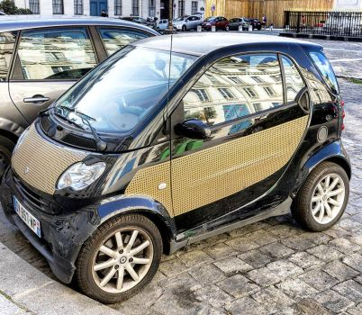 Stylin' SmartCar by sequential