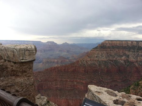 The Grand Canyon View 4 by jcpag2010