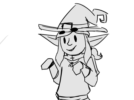TAZ Animatic - Taako's Mongoose Rant by TorpidTiger