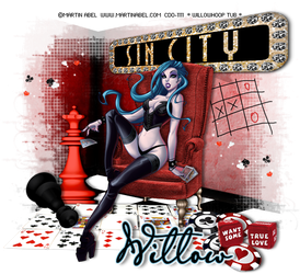 Sin City by Willow-Hoop
