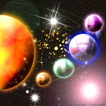 ~Galaxia by AndreDevonne
