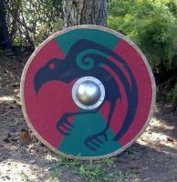 Roundshield by Haradsson