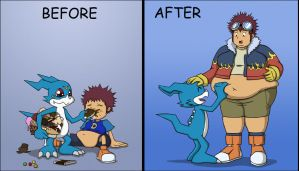 Davis Before and After by Oda-Lee