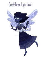 (closed) constellation lapis lazuli OTA! by IcebergCabbage