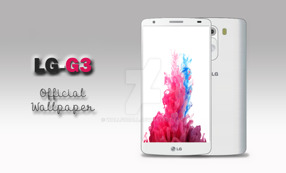 LG G3 Official wallpaper by WallforAll