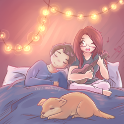 Love by TheWittleSheep