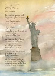 Guarding Liberty ( with poem ) by brianmeyer