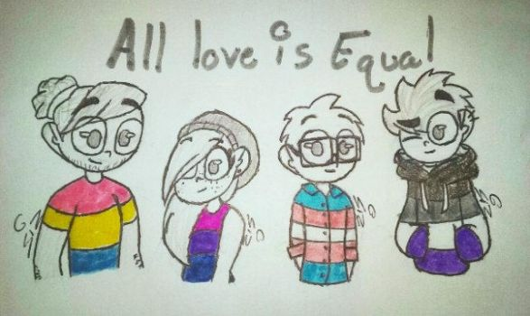 All Love Is Equal by IzzoSStv