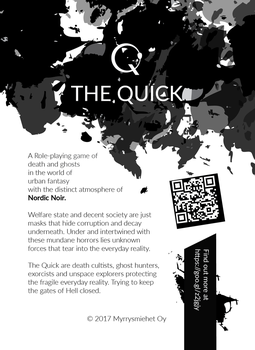 Thw Quick flyer 001 by Vitku