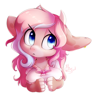 YCH Bust Comm by VallionShad