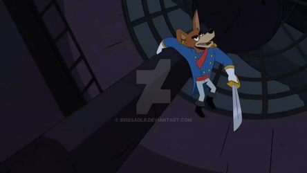 Don Karnage is annoyed by BrissaDLR