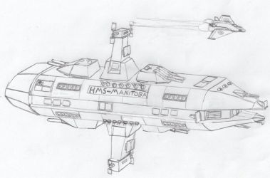 Portsmouth class Lance Cruiser by Imperator-Zor