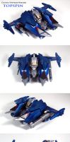 Henkei Topspin by Unicron9