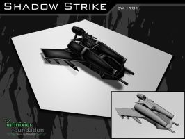 Shadow Strike SW-1701 by theGreatAlbertus