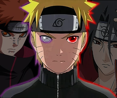Naruto gets ocular powers by dont-care-for-a-name