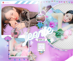 JENNIE | BLACK PINK | PACK PNG | SOLO by KoreanGallery