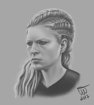 Queen Lagertha by Spring-Fairy