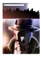 Rorschach by AviArts