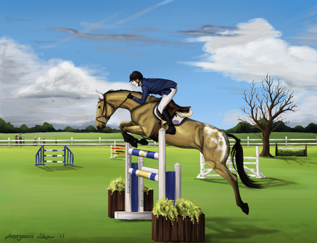 Lost Confidence - SVI Schooling Show by Anonymous-Shrew